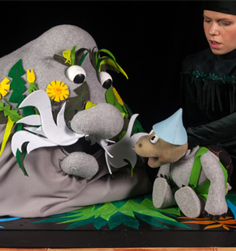 """Кукольный Театр: """"Ну такой Чепушок!!!"""""""