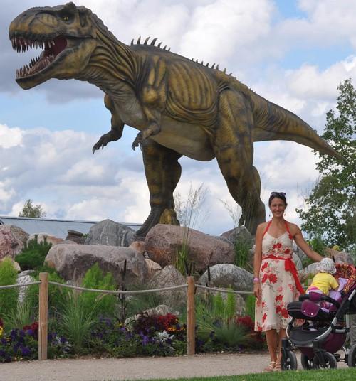 ЛЕТНИЙ ГИД: а знаете ли вы, что у нас в Латвии живут....динозавры?