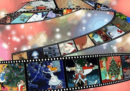 А давайте создадим архив детских новогодних мультфильмов!