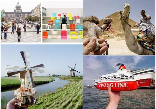 Фото-болталка: А у вас есть креативные снимки из путешествий?