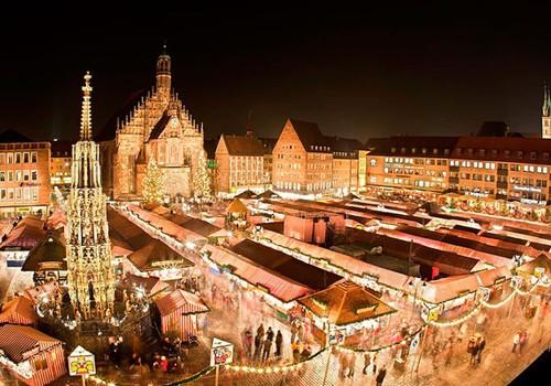 Рождественские ярмарки мира: а на какой бы хотели побывать вы?