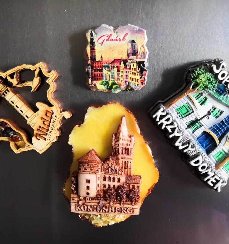Великолепная 4-х дневка: Литва, Россия, Польша. День 1