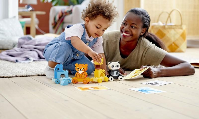 Обучение через игру с раннего возраста. Советуем, как это сделать успешно!