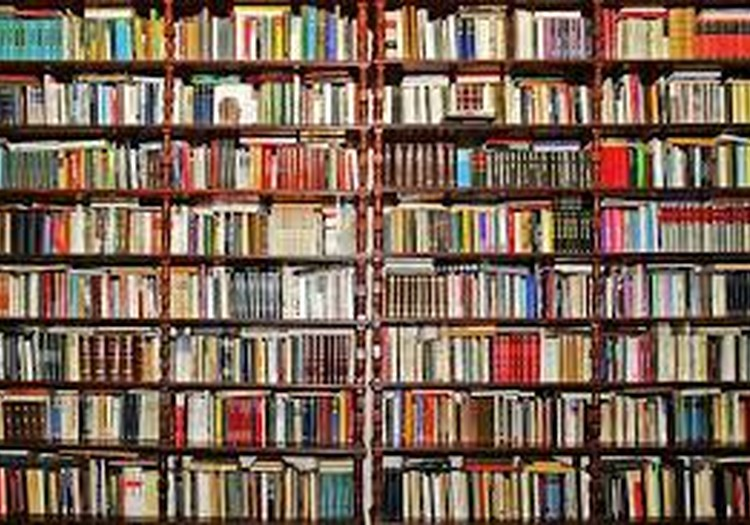 Четвёртое задание- моя библиотека