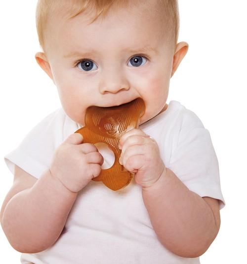 Прорезаются зубки - как помочь ребёнку?