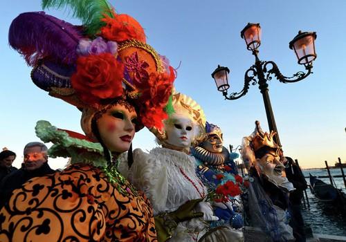Венецианский карнавал – яркая сказка среди зимы!