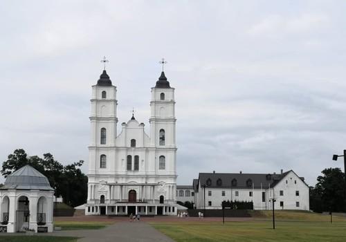 Лето, ах лето: Аглонская базилика – единственная малая базилика Латвии