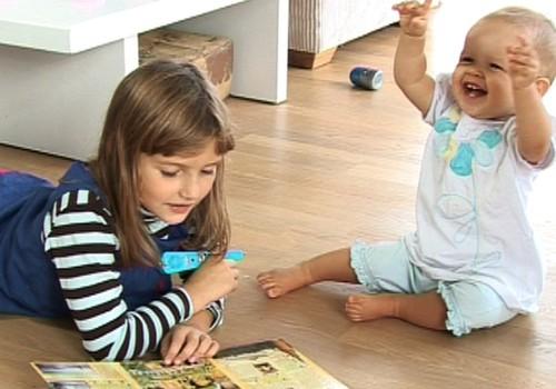 Малыш дома – распределение обязанностей
