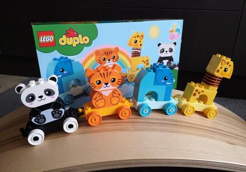 LEGO DUPLO – удивили!