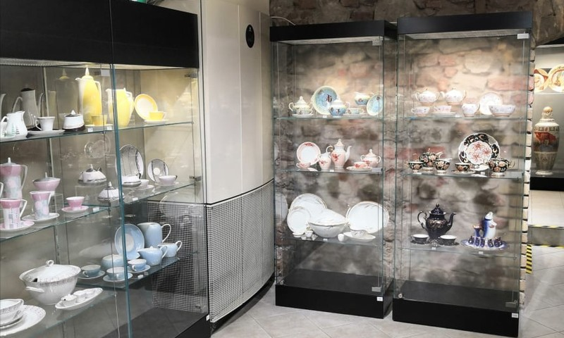 Прикоснись к изысканности и хрупкости - Рижский музей фарфора