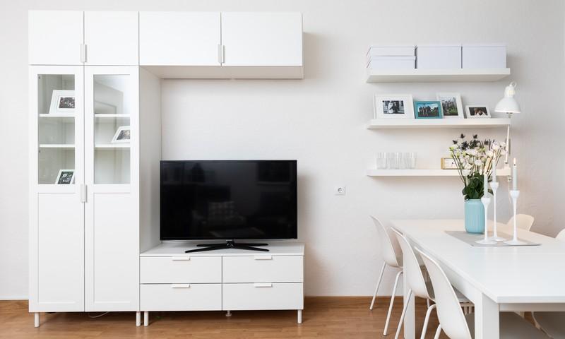 """Проект IKEA """"До и после"""": подарок для родителей в их гостиной"""