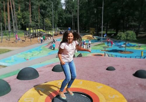 Летний гид: детский городок в Олайне