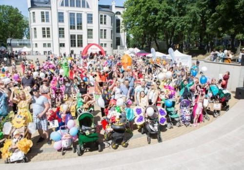 Мамин Клуб приглашает на Летний фестиваль и Большой Парад колясок 2017!