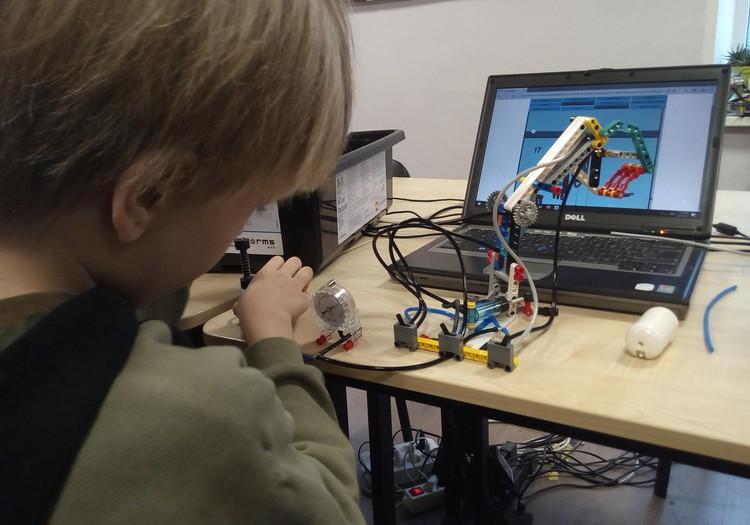 Серафим и робототехника