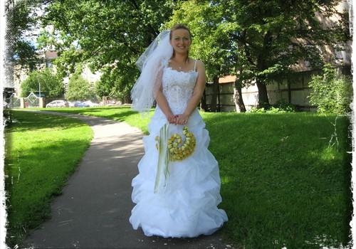 История моего свадебного платья: прошлое, настоящее, будущее