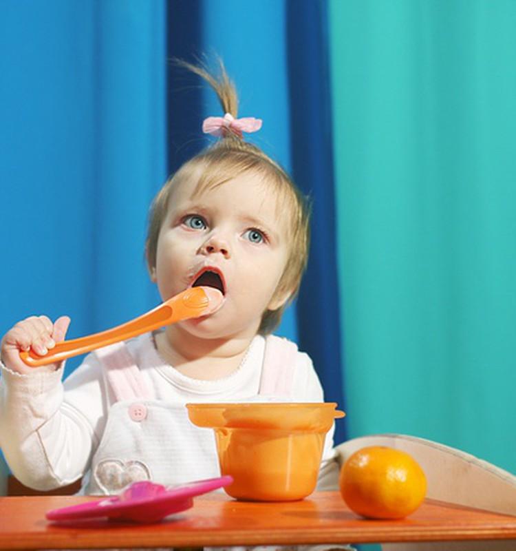 Почему нельзя рано вводить прикорм