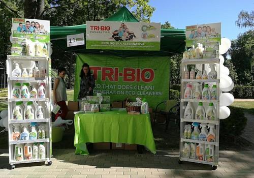 Экологичный друг Летнего фестиваля Маминого клуба - TRI-BIO