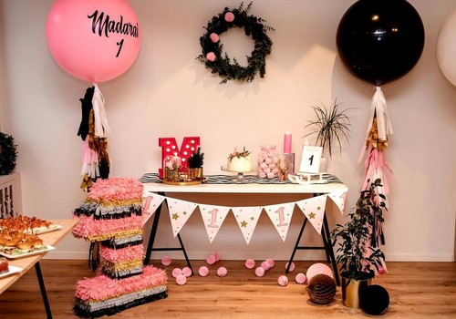 Конгресс мамочек: на стенде Twinkle Little Star Decor одна из мам выиграет ПОЛНОЕ оформление праздничной вечеринки!