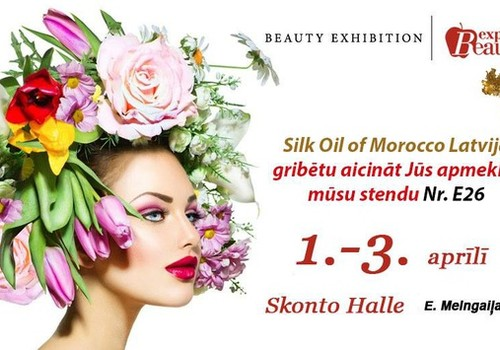 В Латвии соберутся лучшие специалисты красоты и здоровья в рамках международной выставки Expo Beauty 2016