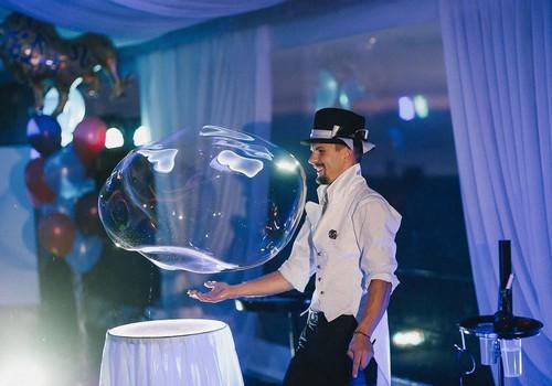Шоу мыльных пузырей на Конгрессе мамочек 24 ноября!