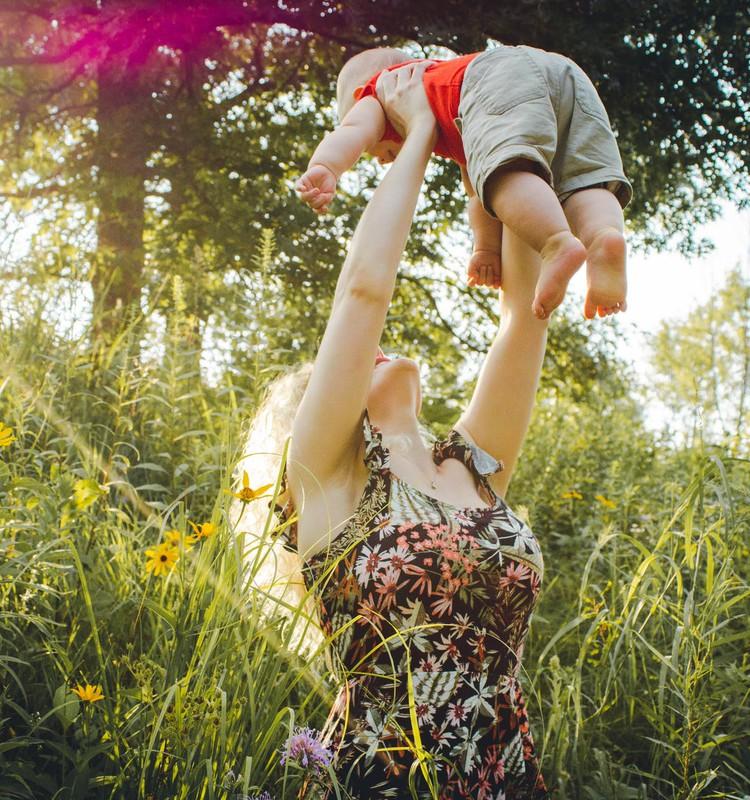 5 причин, почему мамой быть круто!