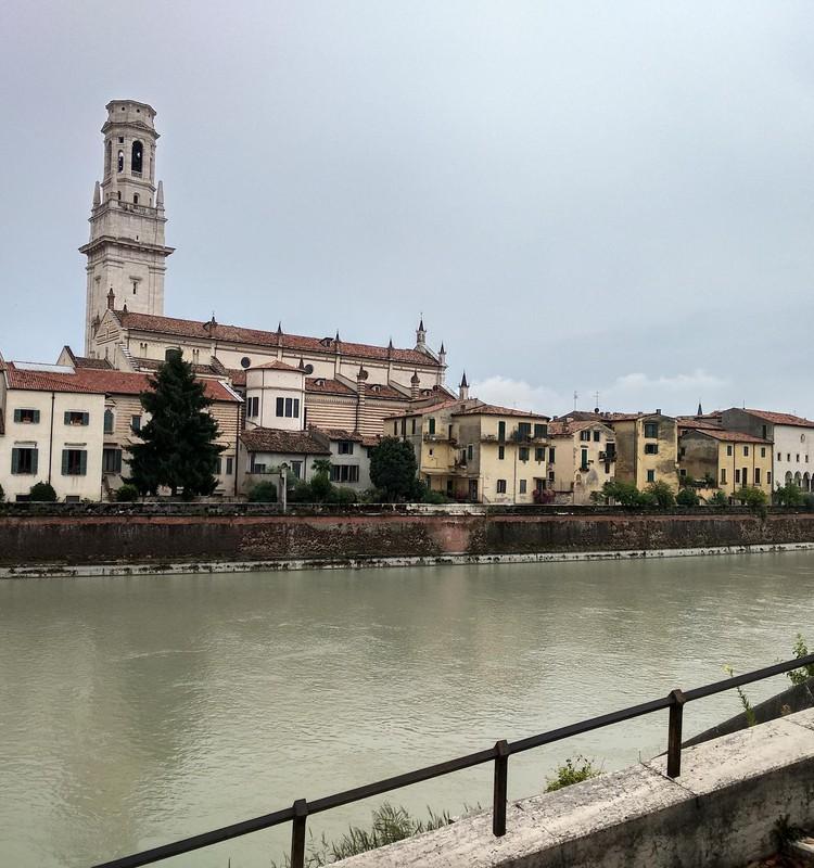 Евротур: Верона (Италия) – нет повести печальнее на свете…