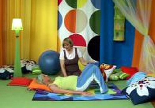 Мамин Клуб приглашает на гимнастику будущих мамочек!