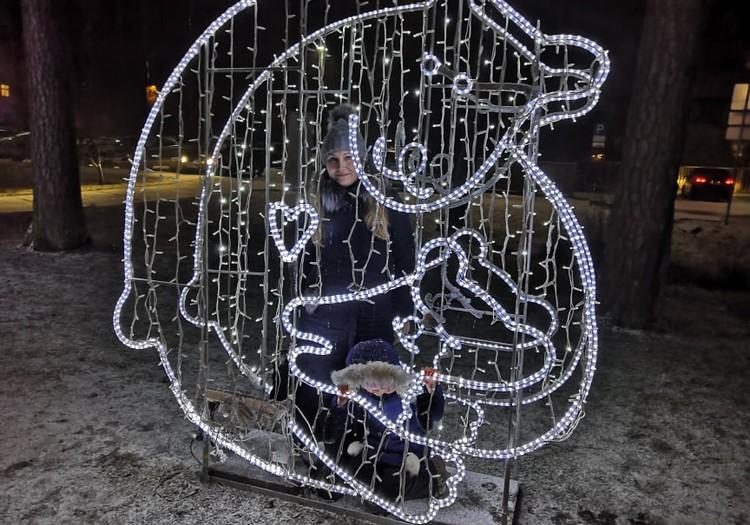 Зимние бродилки: Юрмала – парк Света и вкусняшки