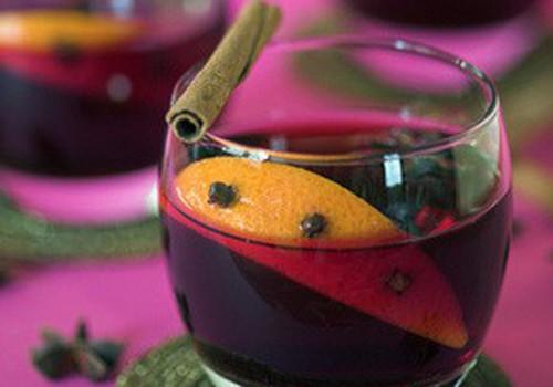 Глинтвейн - лучшее лекарство от хандры и простуды