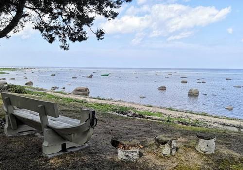 Лето, ах лето: по побережью Балтийского моря. Калтене. Часть1