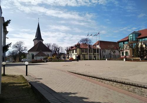 Тихий Тукумс и замок Яунмоку