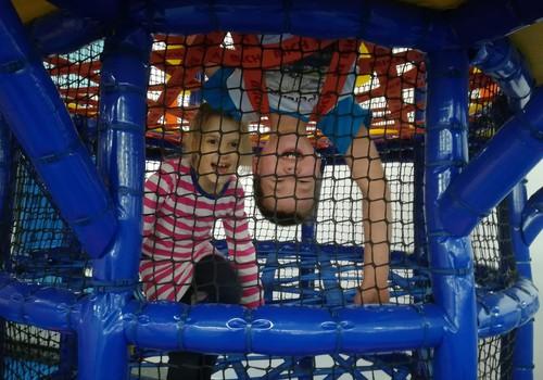 Детская комната Playday в Межциемсе