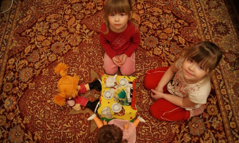 Кукольное восьмое марта