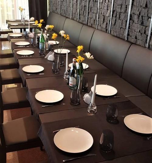 Открытие сезона - ресторан Simmer