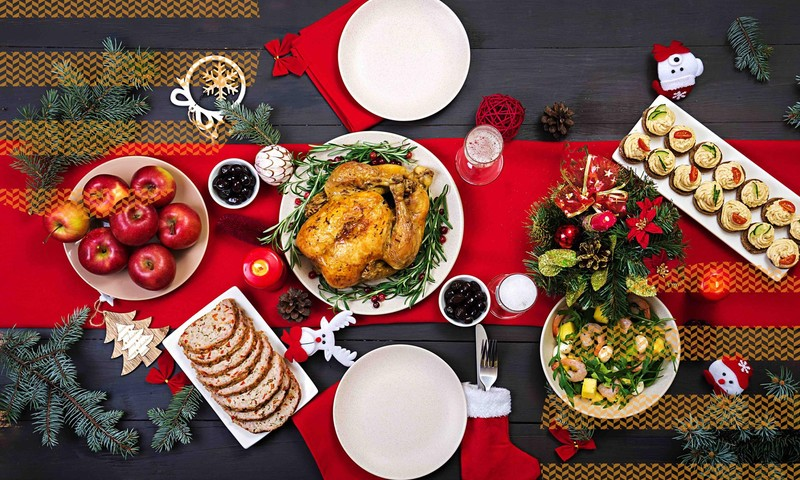 """Уважай продукты, или cкажем """"нет"""" расточению еды в предстоящее Рождество"""