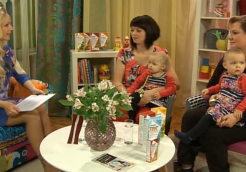 Мамочки тестируют продукцию Floradix – смотри ONLINE-TV!