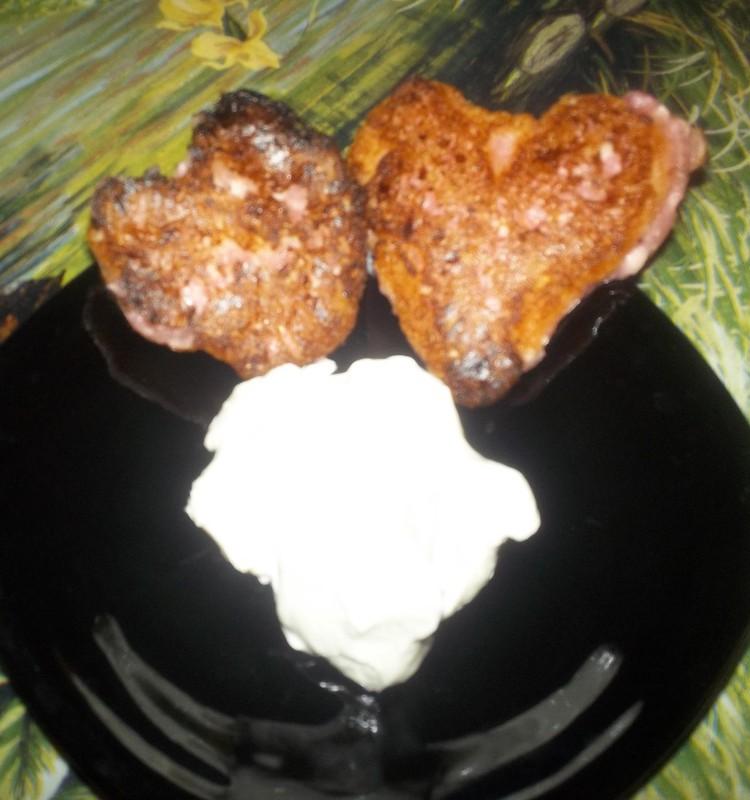 Вкусные сердечки
