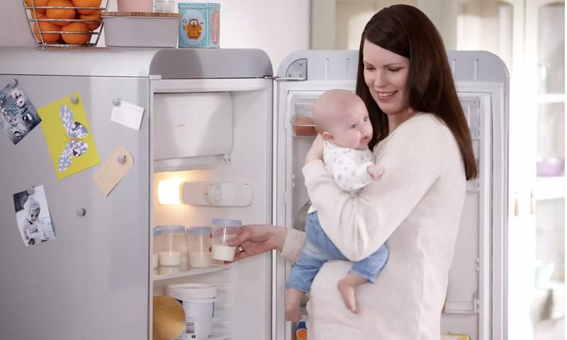 Приглашаем тестировать продукт AVENT - контейнеры для хранения молока!