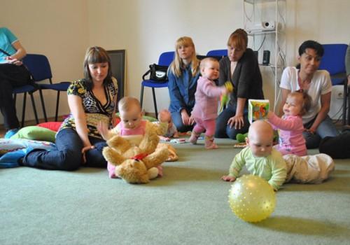 Как ухаживать за малышом? Мастер-класс для мам малышей до 6 месяцев