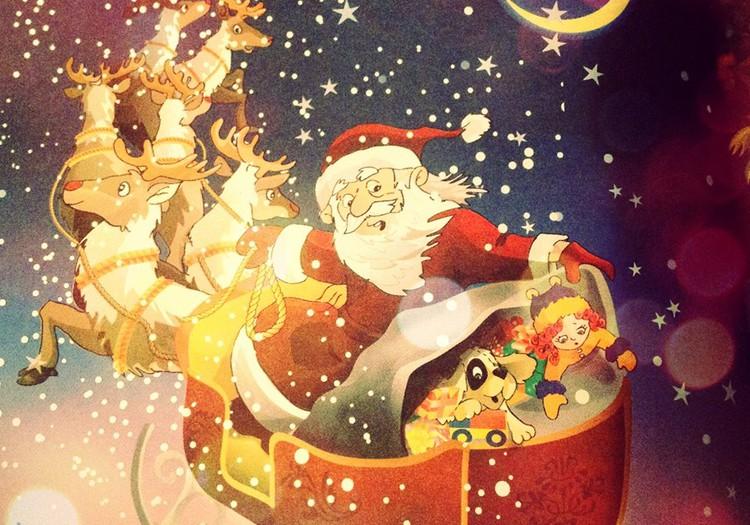 ТН: Рождество и Новый год. Рождественская сказка (1 часть)