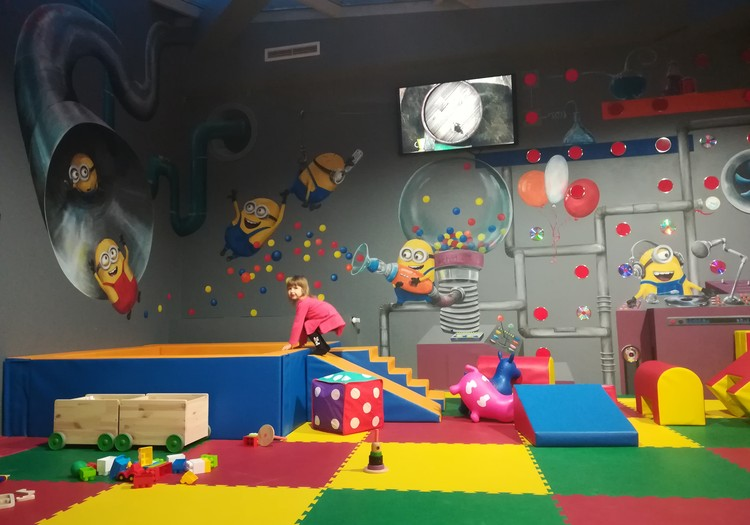 """Развлекательный комплекс для детей """"Childspace"""""""