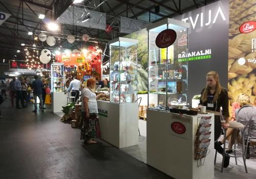 """Выставка """"Riga Food"""" на Кипсале"""