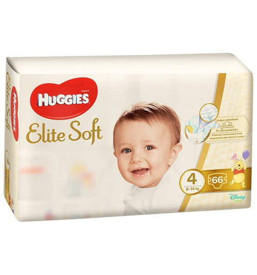 Новые Huggies Elite Soft: всё оказалось намного проще