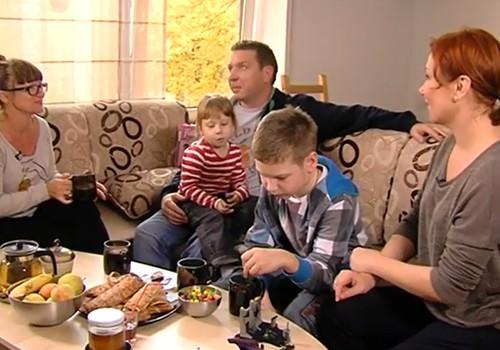 ВИДЕО: История семьи, которая переехала в Ригу из Москвы