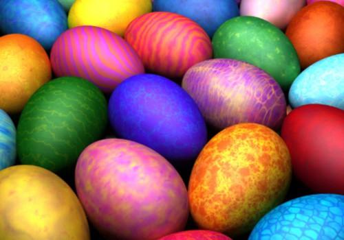 Все пасхальные яйца найдены? ДА!