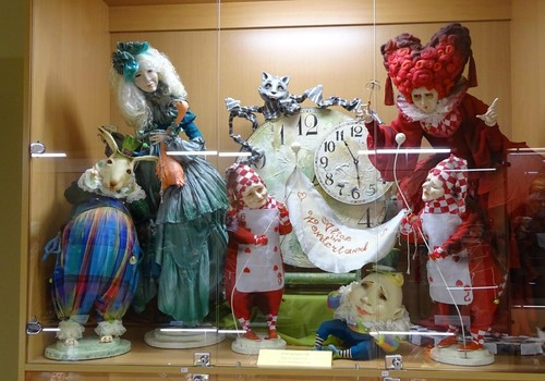 Прейльская Галерея кукол – окунитесь в сказку!