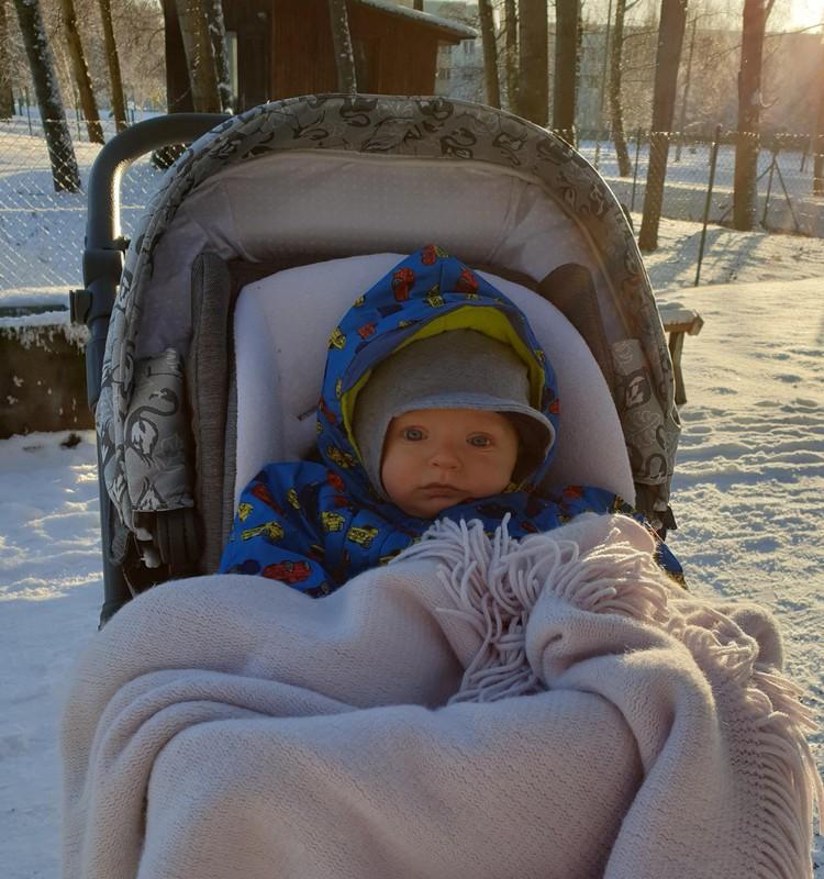 Конкурс блогов: первый Новый год Ильи