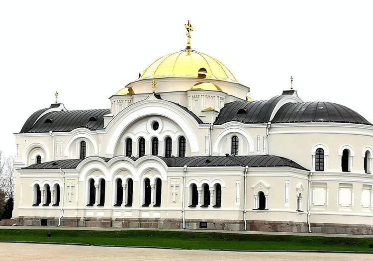 Изумительная Беларусь: Брест