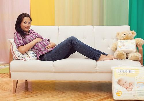 Жжение в желудке во время беременности