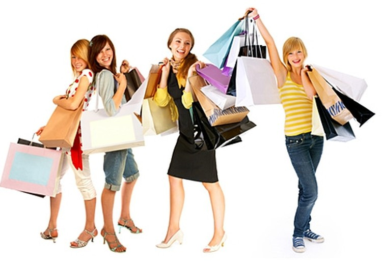 БЛОГ ШОПОГОЛИКА: Покупки - моя стихия. Хотите поговорить об этом?